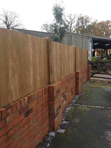 garden fencing Lichfield (2)